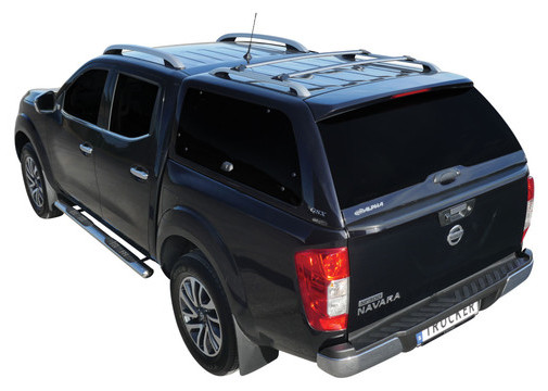 Roll N Lock Bed Cover >> Alpha GSX Navara NP300/D23 16+ - Hardtop